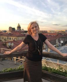 Пантюхина Светлана Владимировна